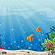 Illustration of Underwater Landscape - GraphicRiver Item for Sale