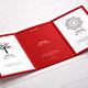 Tri-Fold Brochure A5 Mock-up - GraphicRiver Item for Sale