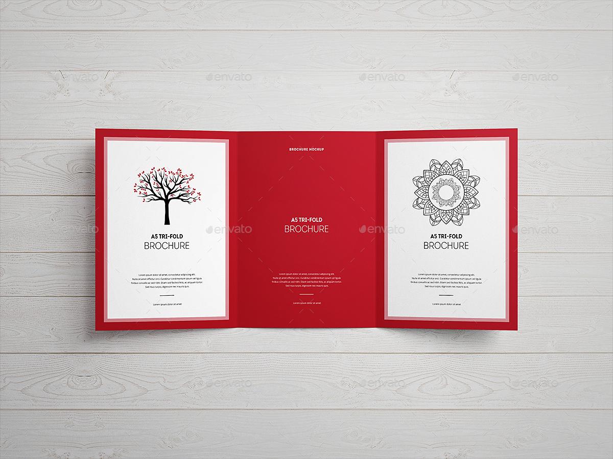 3 fold brochure