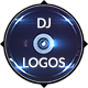 DJ // Night Club Logos - VideoHive Item for Sale
