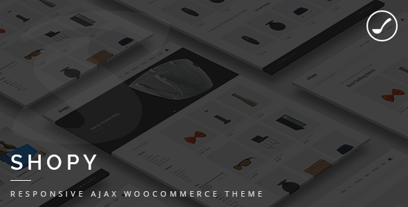 Shopy - Responsive AJAX WooCommerce Theme