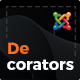 Decorators - Joomla Template for Architecture & Modern Interior Design Studio Nulled