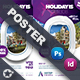 Travel Tour Poster Templates - GraphicRiver Item for Sale