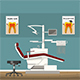 Illustration of a Dentist Room - GraphicRiver Item for Sale