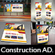 Construction Advertising Bundle Vol.5 - GraphicRiver Item for Sale