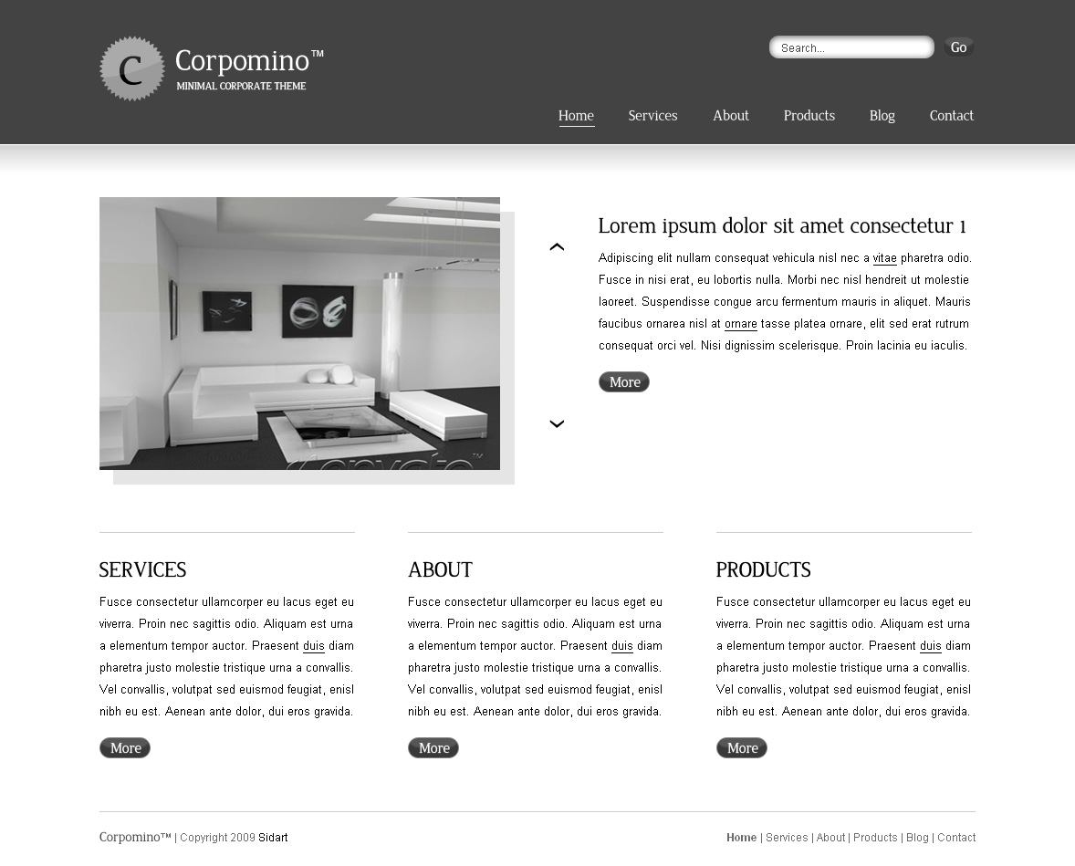 Free Download Corpomino Nulled Latest Version