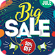 Big Sale Flyer Template - GraphicRiver Item for Sale