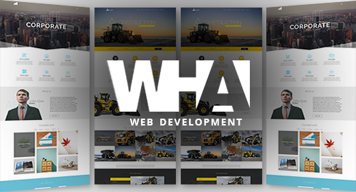 WHA Web Development