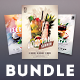 Cocktail Flyer Bundle - GraphicRiver Item for Sale