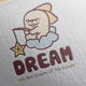 Star Dream Logo Design - GraphicRiver Item for Sale