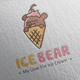 Ice Bear Logo Design - GraphicRiver Item for Sale