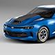Chevrolet Camaro COPO 2016 - 3DOcean Item for Sale