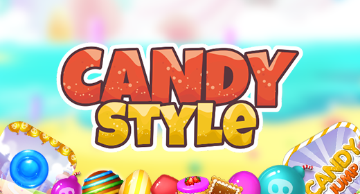 Candy Style Game