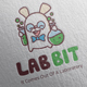 Rabbit Lab Logo Design - GraphicRiver Item for Sale
