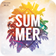 Summer CD Cover Artwork - GraphicRiver Item for Sale