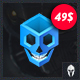 CrystalSkull - Gaming Magazine WordPress Theme Nulled