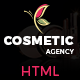 Cosmetics - Multi-Purpose eCommerce Shop HTML Template Nulled