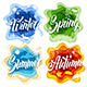 Four Seasons - GraphicRiver Item for Sale