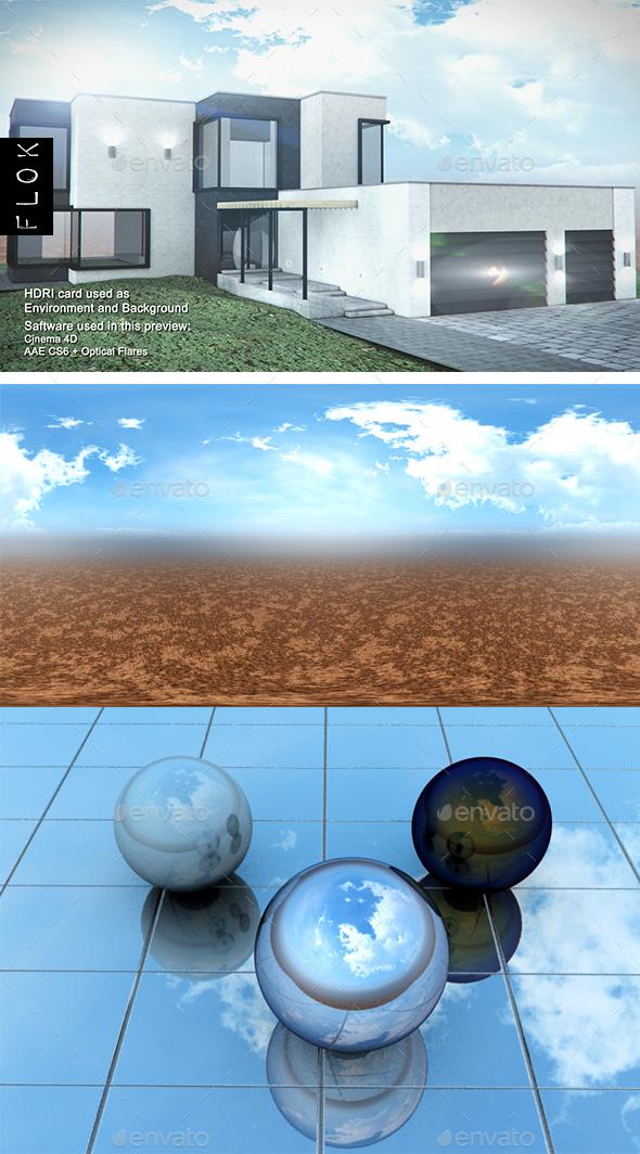 Daylight Desrt 73 - 3DOcean Item for Sale