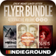 Alternative Flyer/Poster Bundle Vol. 4-6 - GraphicRiver Item for Sale