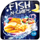 Fish N Chips Flyer Template - GraphicRiver Item for Sale