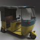 Auto rickshaw - 3DOcean Item for Sale