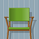 Illustration of a Waiting Room with Chairs and Water Cooler - GraphicRiver Item for Sale