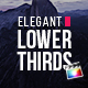 Elegant Lower Thirds FCPX - VideoHive Item for Sale