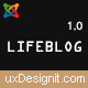 Lifeblog - Joomla Lifestyle Blogging and Magazine Nulled