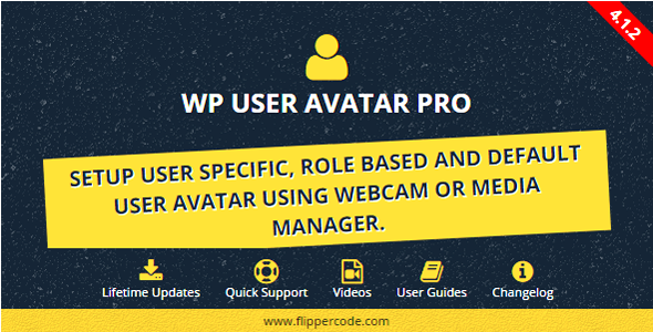 User Avatar Plugin for WordPress - CodeCanyon Item for Sale