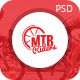 MTB Riders - Mountain Bike PSD Template Nulled