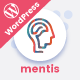 Mentis Psychotherapist WordPress Theme