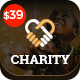 Charity - Nonprofit / Charity / Fundraising WordPress Theme