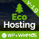 EcoHosting | Responsive Hosting and WHMCS WordPress Theme Nulled
