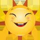 Sun Emoticons - GraphicRiver Item for Sale