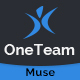 OneTeam - Corporate Multipurpose Muse Template Nulled