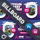 Travel Tour Billboard Templates - GraphicRiver Item for Sale