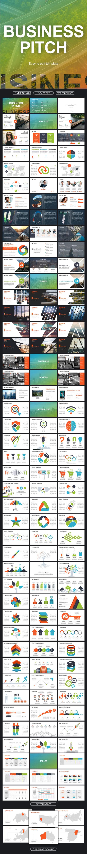 Business Pitch Google Slides - Google Slides Presentation Templates