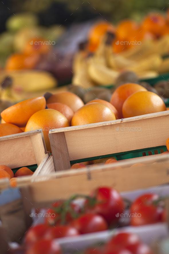 Fruits - Stock Photo - Images
