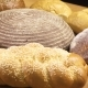 Several Types of Breads Lie on the Table - VideoHive Item for Sale