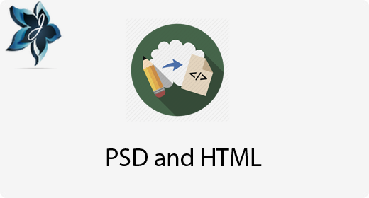 PSD and HTML Templates