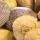Bread of Different Kinds Is Spinning on the Table - VideoHive Item for Sale