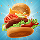 Epic Burger - GraphicRiver Item for Sale