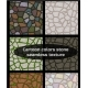 Cartoon Colored Stone Seamless Background - GraphicRiver Item for Sale