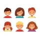 Children Avatars - GraphicRiver Item for Sale