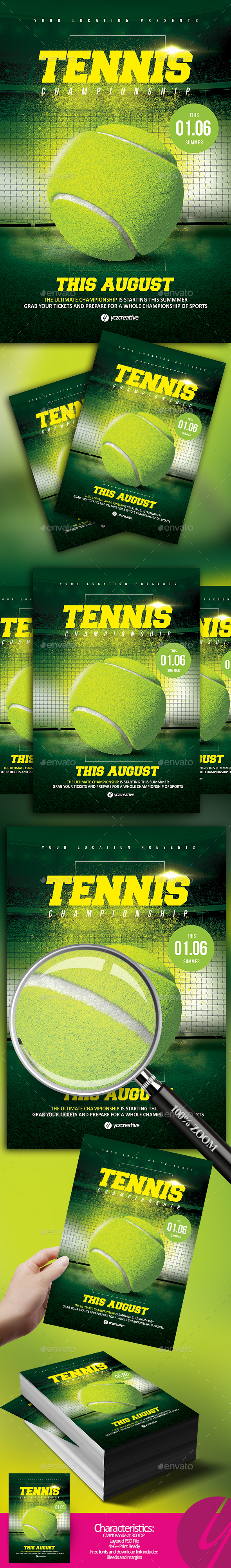Ultimate Tennis Championship - Sports Events