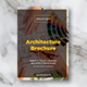 Architecture Brochure - GraphicRiver Item for Sale
