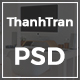 ThanhTran-Personal Portfolio PSD Template - ThemeForest Item for Sale