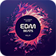 EDM Beats CD Cover Artwork - GraphicRiver Item for Sale
