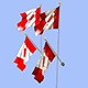 Canada Flag - 3DOcean Item for Sale